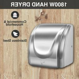1800W Stainless Steel Electric Commercial and Household Auto