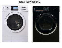 """Magic Chef  2.0 Cu Ft 24"""" Combo Washer Dryer Ventless 115 Vo"""