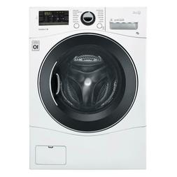2.3 cu. ft. White Compact All-in-One Front Load Washer Elect