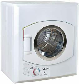 Panda 2.6 cu.ft Compact Laundry Dryer, White