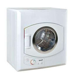 3 75 cu ft compact laundry dryer