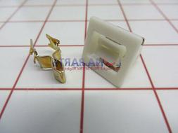 2 Pack Frigidaire Kenmore Electrolux Dryer Door Latch Kit 13