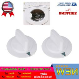 2 pack WE1M652 Dryer Timer Knob Replaces 212D1721, PS1482196