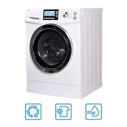 "24"" Washer/Dryer Combo Compact Laundry with 2.0 Cubic. ft. C"