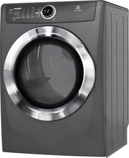 "Electrolux 27"" Titanium Front Load Perfect Steam Electric Dr"