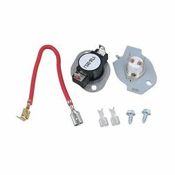 279816 Dryer Thermostat Kit Replacement for Whirlpool & Kenm