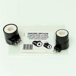 White Rodgers Gas Dryer Valve Coils Set for 279834 Whirlpool