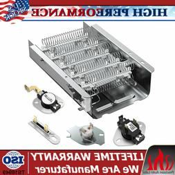279838 Dryer Heating Element & Thermostat For Whirlpool Kenm