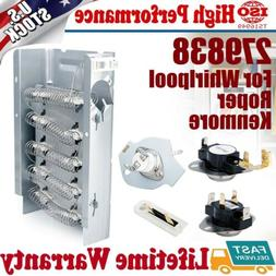 279838 Dryer Heating Element Fuse Kit 279816 3392519 For Whi