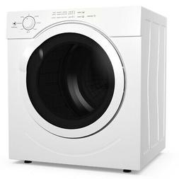 Costway 13lbs Electric Tumble Compact Laundry Dryer Stainles