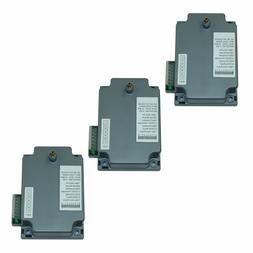 3 Pcs. Ignition Control Box for Huebsch, SQ Dryers - M406789