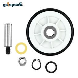 303373K Dryer Roller Wheel Drum Support Kit Fit for Maytag &