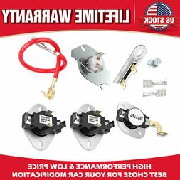 3977767 3392519 3387134 279816 Dryer Thermostat Fuse Kit For
