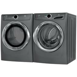 ELECTROLUX 4.3 CF Front Load Washer & ELECTROLUX 8.0 CF Elec