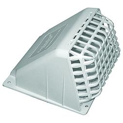 """DEFLECTO 4"""" Replacement Dryer Vent Hood White Exhaust Fan Co"""