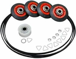 4392067 Kit with 5 Rib Belt For Whirlpool Maytag Dryer Parts