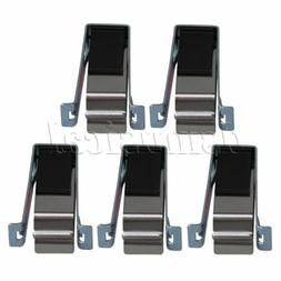 5pieces Clothes Dryer Door Catch for Whirlpool Sears Kenmore