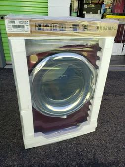 Samsung 7.5-cu ft Stackable Steam Cycle Electric Dryer  LOCA