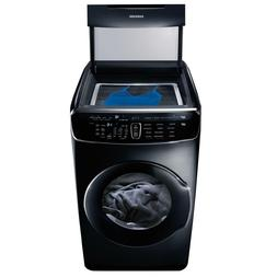 Samsung 7.5 Total cu. ft. Electric FlexDry Dryer with Steam