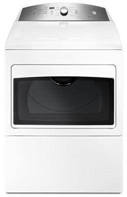 Kenmore 60372 7.4 cu. ft. Electric Dryer with Glass Hamper D