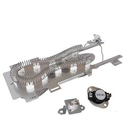 8544771 Dryer Heating Element 279973 Cycling Thermostat&Ther