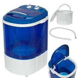 Portable Mini Laundry Washer 9 lbs Compact Washing Machine I