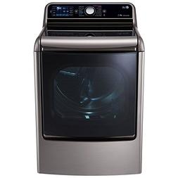LG DLEX7700VE SteamDryer 9.0 Cu. Ft. Graphite Steel With Ste