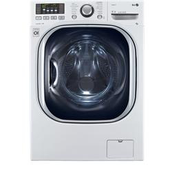 LG WM3997HWA Ventless 4.3 Cu. Ft. Capacity Steam Washer/Drye