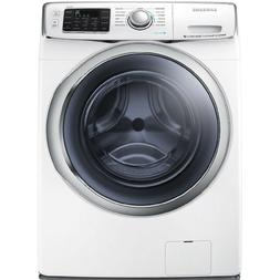 Samsung - 4.5 Cu. Ft. 13-cycle High-efficiency Steam Front-l