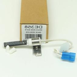 DE358 for WE4X739 GE Igniter Gas Dryer Ignitor PS268186 AP20