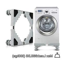 Adjustable Washing Machine Mobile Bases Refrigerator Underca