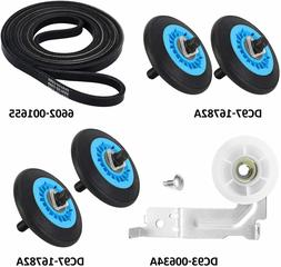AMI PARTS Ultra Durable Dryer Repair Kit Compatible for Sams