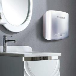 automatic commercial electric hand dryer bathroom hot