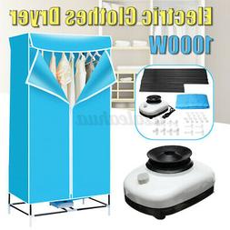 Blue Portable Energy-saving Drying Rotary Switch Electric Ai