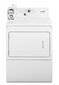 WHIRLPOOL 7.4 CU. FT. COIN-OPERATED COMMERCIAL ELECTRIC FRON