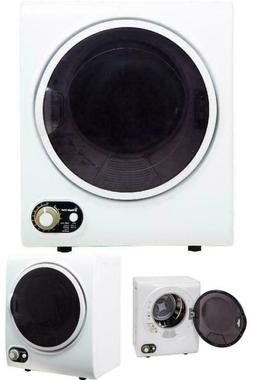 Compact 1.5 cu ft. Mini Electric Clothes Dryer Small Apartme