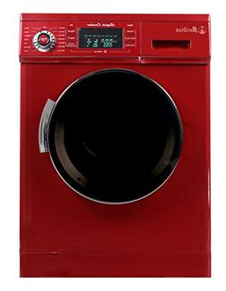 Compact Combo Washer and Electric Dryer with Optional Conden