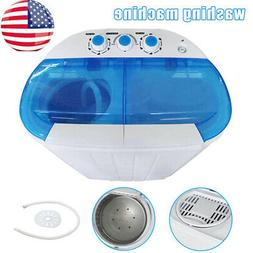 Compact Portable Washer And Dryer with Mini Washing Machine