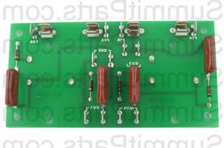 CONTACTOR BOARD ONLY FOR AMERICAN DRYER - 137061