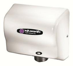 American Dryer CPC9 ExtremeAir Automatic Hand Dryer And Sani