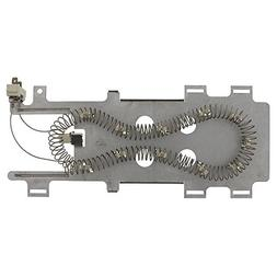 Snap Supply Dryer Element for Whirlpool Directly Replaces 85