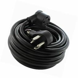 AC WORKS 30Amp Dryer Extension Cord