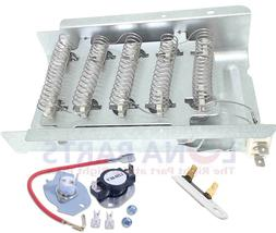 Dryer Heating Element 279838 & Fuse 279816, 3392519 Whirlpoo