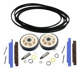 Dryer Repair Kit for Maytag, 312959, 306508, 12001541 Belt R