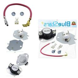 Dryer Thermostat Kit 279816 Replacement For Whirlpool & Kenm