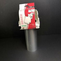 Dryer Vent Hood With Tail Piece, Removable Screen & Sleeve,