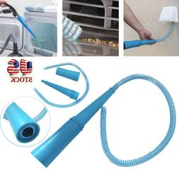 Dryer Vent Vacuum Cleaner Attachment Plush Fine Dust Cleanin
