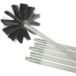 dvbrush12k 6 dryer duct cleaning kit 12ft