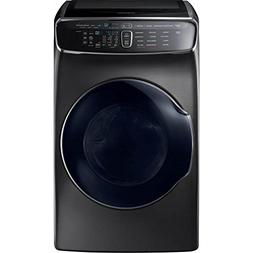 Samsung DVE60M9900V 7.5 Cu. Ft. FlexDry Black Electric Dryer