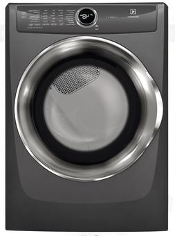 Electrolux EFME527UTT 27 Inch Electric Dryer with 8 cu. ft.